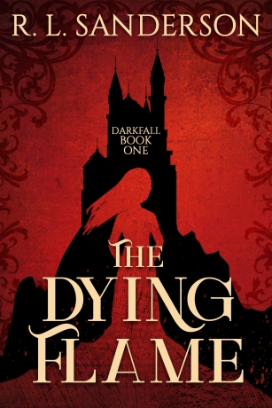 THE DYING FLAME COVER